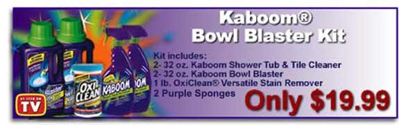 Kaboom Bowl Blaster