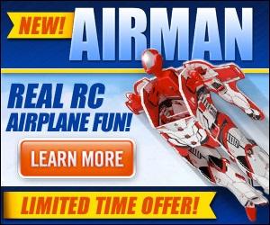 AirMan RC Airplane