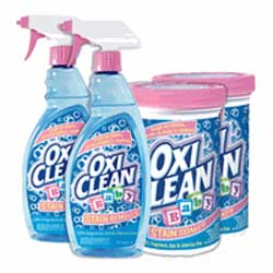 OxiClean Baby Kit