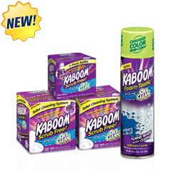 Exceptional Kaboom Bowl Blaster Foam Toilet Cleaner
