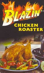 Blazin Chicken Roaster