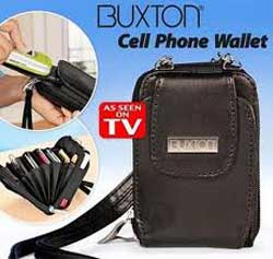 Buxton Cellphone Wallet 2 for 1