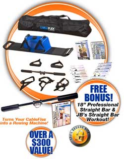 Cable Flex System FREE Carrying Case
