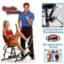 Cardio Criuser by Body by Jake