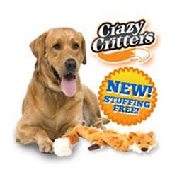 Crazy Critter 2 for 1