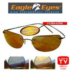 Eagle Eye UltraLight Sunglasses