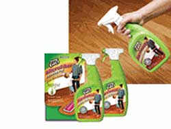 Hardwood Floor Cleaner Maintenance System 3pc