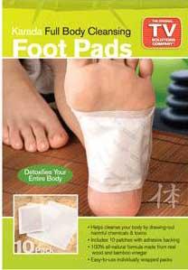 Karada Detox Foot Pads