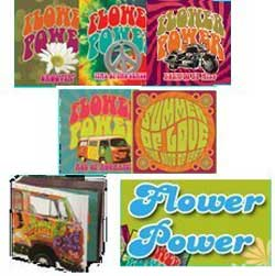 Flower Power 10 CDs
