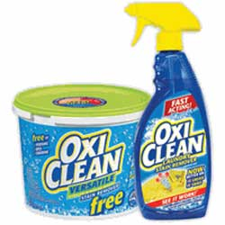 OxiClean Gentle Laundry Kit