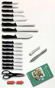 Ginsu 22 pc Gourmet Cutlery Set
