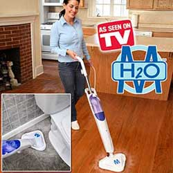 H2o Steam Mop As Seen On Tv Products