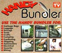 Handy Bundler w/3 50ft refills