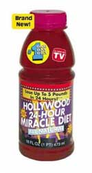 Hollywood 24-hour Miracle Diet