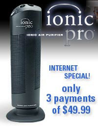Ionic Pro Air Purifier