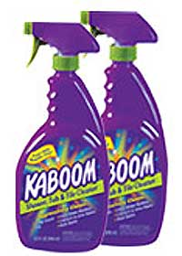 Kaboom Shower Tub Tile Cleaner 2-24oz
