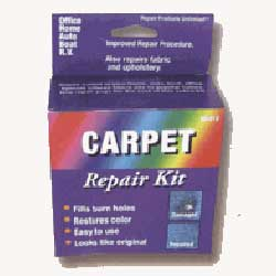 Liquid Leather Carpet Repair Kit