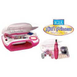 Little Princess Manicure Set
