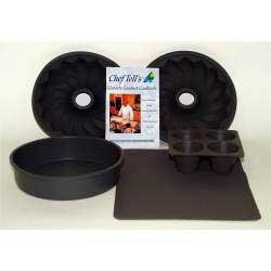 LLorente Bakeware Set 6 Pcs.