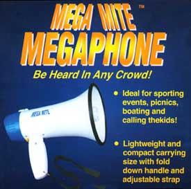 Magamite Megaphone