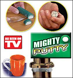 MIGHTY PUTTY