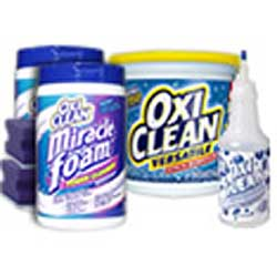 Oxiclean Miracle Kit