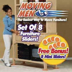 Moving Men 16pc Set