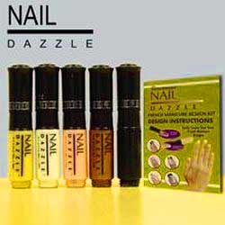 Nail Dazzle French Manicure Kit
