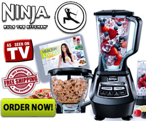 NINJA MEGA KITCHEN BL770 BLENDER