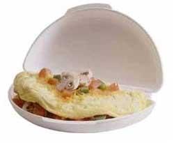 Microwave Omelet Pan