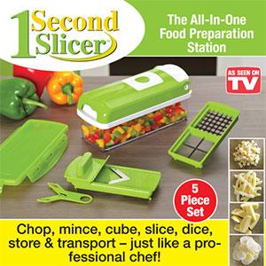 One Second Slicer