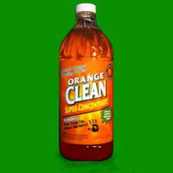 Orange Clean Concentrate 32oz As Seen On Tv Products
