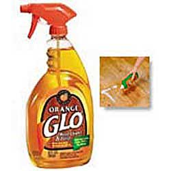Orange Glo Wood Floor Polish
