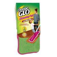Orange Glo Allura Fiber Cleaning pad