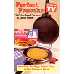 Perfect pancake as seen on tv products for My perfect kitchen products