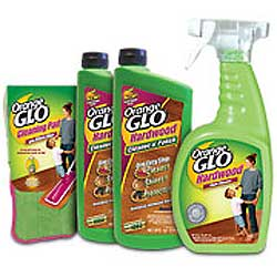Hardwood Floor Cleaner and Polish Kit