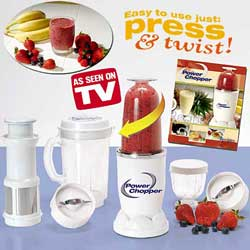 Magic Bullet Power Chopper AS SEEN ON TV Products