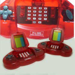 Protech Pro 600 Ultra Handheld Electronic Game Set