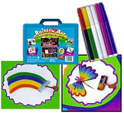 Rainbow Art Kit Large