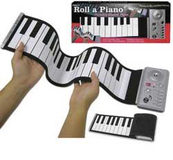 Roll A Piano