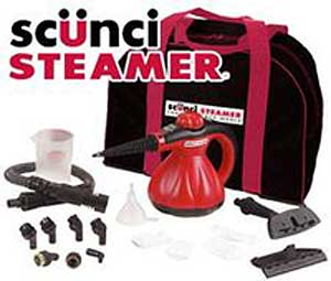 Scunci Steamer As Seen On Tv Products