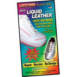 Liquid Leather Permanent Shoe Refinisher