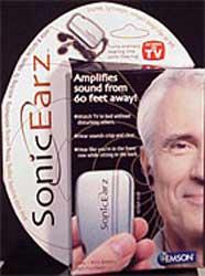 Sonic Earz Amplifier