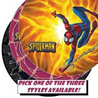 Spiderman Hover Disc