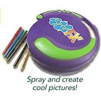 Spray FX AirBrush Kit