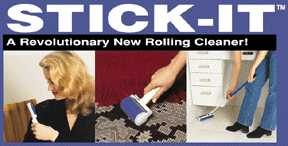 Stick It Roller 3 pc Set