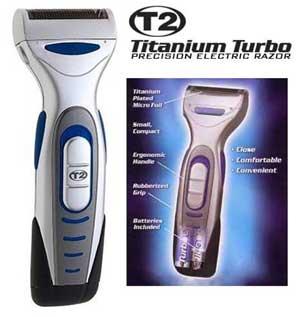 Titanium Turbo FREE 10 pc Grooming Kit