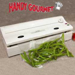 Vacuum Food Sealer by Handy Gourmet
