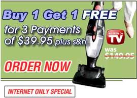 Wind Storm Vacuum Buy 1 Get 1 Free
