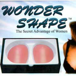 Wonder Shaper Silicone Breast Forms